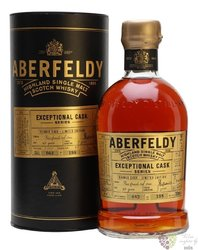 "Aberfeldy 1996 "" la Maison du Whisky 60th Anniversary "" Highlands whisky 52.8% vol.  0.70 l"