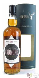 "Ardmore 1995 "" Distillery labels "" Highland whisky by Gordon & MacPhail 43% vol.   0.70 l"