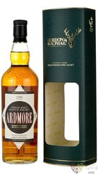 "Ardmore 1996 "" Gordon & MacPhail Distillery labels "" Highland whisky 43% vol.  0.70 l"