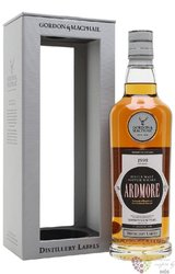"Ardmore 1998 "" Gordon & MacPhail Distillery labels "" Highland whisky by 43% vol.  0.70 l"