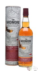 "Ardmore "" Port wood finish "" aged 12 years single malt Highland whisky 46% vol.0.70 l"