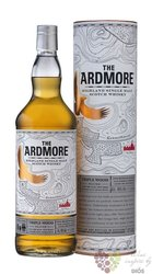 "Ardmore "" Triple wood peated "" single malt Highland whisky 46% vol.   1.00 l"