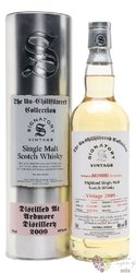 "Ardmore 2009 "" Signatory UnChillfiltered "" Highland whisky 46% vol.  0.70 l"