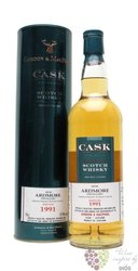 "Ardmore 1991 "" Cask Strength "" Highland whisky by Gordon & Macphail 57.3% vol. 0.70 l"