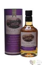 "Ballechin "" Marsala cask matured "" 5th Release of Highland whisky by Edradour 46% vol.    0.70 l"