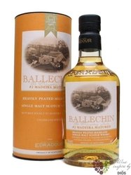"Ballechin "" Madeira cask matured "" 2th release of Highland whisky by Edradour 46% vol.    0.70 l"
