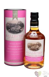 "Ballechin "" Bordeaux cask matured "" 7th release of Highland whisky by Edradour 46% vol.    0.70 l"