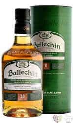 "Ballechin "" Heavily peated "" aged 10 years Highland whisky by Edradour 46% vol.0.70 l"