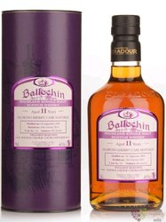 """Ballechin Exclusive Selection 2008 """" Oloroso cask """" Highland whisky by Edradour 46% vol.  0.70 l"""