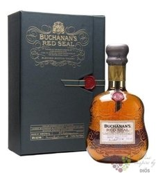 "Buchanans "" Red Seal "" premium blended Scotch whisky 40% vol.  0.70 l"