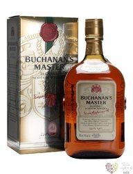 "Buchanans "" Master "" premium blended Scotch whisky 43% vol.  0.70 l"