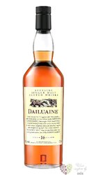 "Dailuaine "" Flora & Fauna Series "" 16 years old Single malt Speyside whisky 43%vol.  0.70 l"