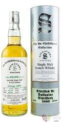 "Dailuaine 2007 "" Signatory UnChillfiltered ""  Speyside whisky 46% vol.  0.70 l"