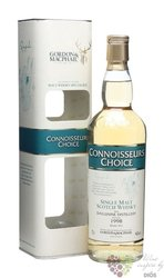 "Dailuaine 1998 "" Connoisseurs choice "" Speyside whisky by Gordon & MacPhail 46%vol.   0.70 l"