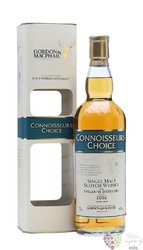 "Dailuaine 2002 "" Connoisseurs choice "" Speyside whisky by Gordon & MacPhail 46%vol.   0.70 l"