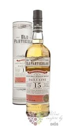 "Dailuaine 1998 "" Old Particular Douglas Laing & Co "" aged 15 years Speyside whisky 48.4% 0.70 l"