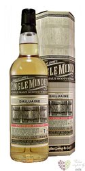 "Dailuaine 2007 "" Single Minded Douglas Laing & Co "" aged 7 years Speyside whisky 41.5% vol.  0.7"