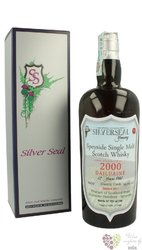 "Dailuaine 2000 "" Silver Seal "" aged 12 years Speyside whisky 56.2% vol.    0.70l"