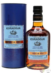 "Edradour 1985 "" Pedro Ximenez Finish "" aged 24 years Single malt Highland whisky 50.2% vol.   0.70 l"