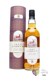Glen Garioch 8 years old Single Malt Highland whisky 40% vol.    0.70 l