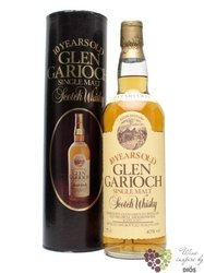 Glen Garioch 10 years old single malt Highland whisky 40% vol.  0.70 l