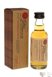 "Glen Garioch "" 1797 Founders reserve "" single malt Highland whisky 48% vol.  0.05 l"