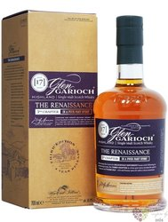 "Glen Garioch "" The Renaissance III "" aged 17 years single malt Scotch whisky 50.8% vol. 0.70 l"