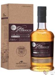 "Glen Garioch "" the Renaissance chapter IV. "" aged 18 years Highland whisky 50.2% vol.  0.70 l"