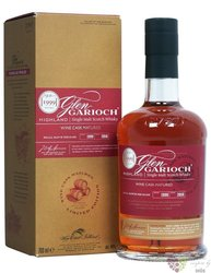 "Glen Garioch 1999 "" Sherry cask "" single malt Highland whisky 56.3% vol.  0.70 l"