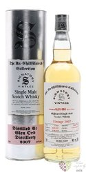 Glen Ord 2007 aged 12 years old single malt Highland whisky 43% vol.  0.70 l