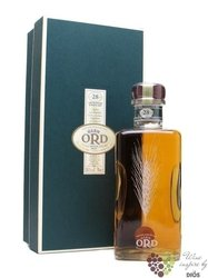 "Glen Ord "" Natural cask strength "" aged 28 years single malt Highland whisky 58.3% vol.  0.70 l"