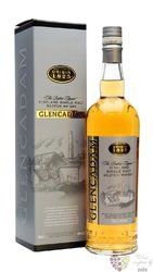 "Glencadam "" Origin 1825 "" single malt Highland whisky 40% vol.  0.70 l"