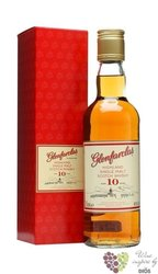 Glenfarclas 10 years old single malt Speyside whisky 40% vol.  0.20 l