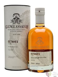 "Glenglassaugh "" Octaves classic "" single malt Speyside whisky 44% vol.  0.70 l"