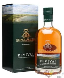 "Glenglassaugh "" Revival "" single malt Highland whisky 46% vol.  0.70 l"