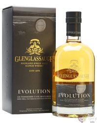 "Glenglassaugh "" Evolution "" single malt Speyside whisky 50% vol.    0.70 l"
