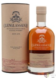 "Glenglassaugh "" Pedro Ximenez Sherry wood finish "" single malt Highland whisky 46% vol. 0.70 l"