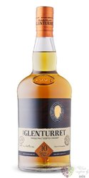 Glenturret 10 years old single malt Highland whisky 40% vol.    0.70 l