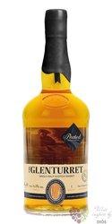 """Glenturret """" Peated edition batch 3 bag set """" single malt Highland whisky 43% vol.  0.70 l"""