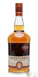 "Glenturret "" Sherry edition "" single malt Highland whisky 43% vol.  0.70 l"
