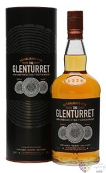 "Glenturret "" Triple wood edition "" single malt Highland whisky 40% vol.     0.70 l"