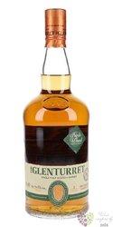 "Glenturret "" Triple wood edition "" single malt Highland whisky 43% vol.  0.70 l"