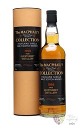 "Glenturret 1998 "" MacPhail´s Collection "" single malt Highlands by Gordon & MacPhail 43% vol. 0."