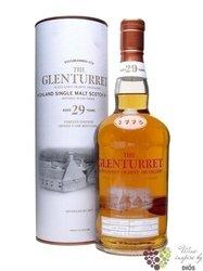 "Glenturret 1977 "" Single cask "" aged 29 years Single malt Highland whisky 55.6%vol.  0.70 l"