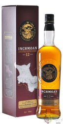 "Loch Lomond Island collection "" Inchmoan "" aged 12 years single malt Scotch whisky 46% vol.0.70 l"
