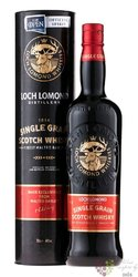 Loch Lomond single grain Highland whisky 46% vol.  0.70 l