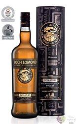 "Loch Lomond "" Signature ltd. "" blended Scotch whisky 40% vol.  1.00 l"