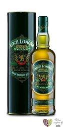 "Loch Lomond "" Peated "" single malt Highland whisky 46% vol.  0.70 l"