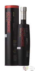 """Octomore Wine cask """" edition 7.2 208 ppm """" Islay whisky by Bruichladdich 58.5% vol.   0.70 l"""