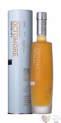"""Octomore Islay Barley """" edition 7.3 169 ppm """" Islay whisky by Bruichladdich 63% vol.   0.70 l"""